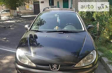 Peugeot 206 SW 2003 в Житомире
