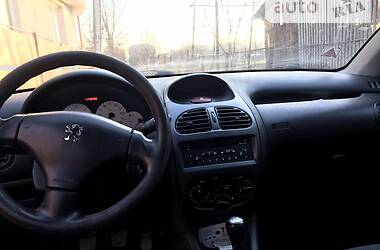 Peugeot 206 SW 2004 в Хусте