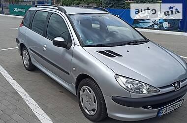 Универсал Peugeot 206 SW 2004 в Киеве