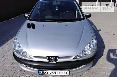 Универсал Peugeot 206 SW 2004 в Тернополе