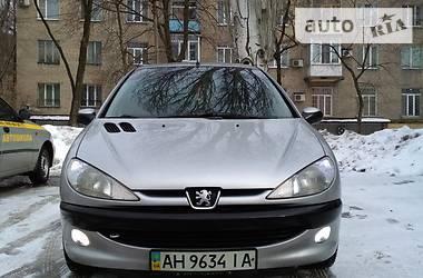 Peugeot 206 2000 в Донецке