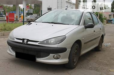 Peugeot 206 2002 в Николаеве