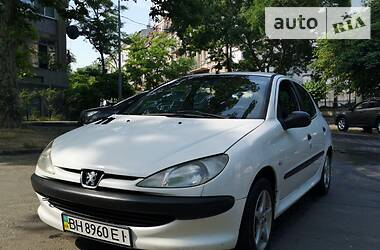 Peugeot 206 2003 в Одессе