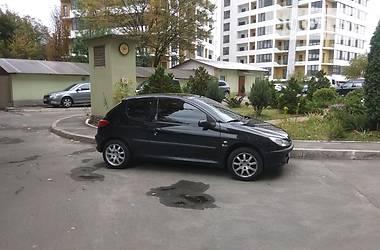 Peugeot 206 2001 в Львове
