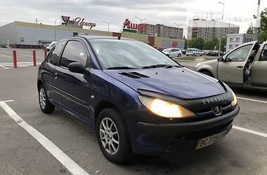 Peugeot 206 2000 в Львове