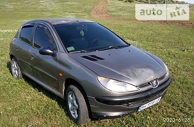 Peugeot 206 1999 в Захарьевке