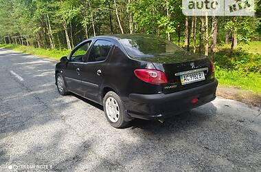 Седан Peugeot 206 2009 в Новограді-Волинському