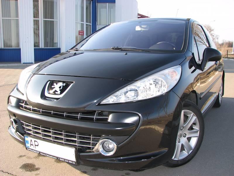 Peugeot 207 2006 в Запорожье