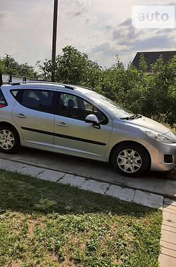 Унiверсал Peugeot 207 2011 в Києві