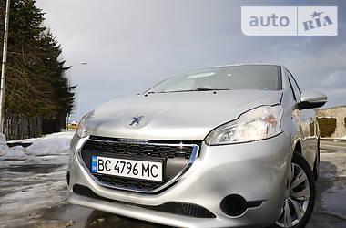 Peugeot 208 2014 в Львові