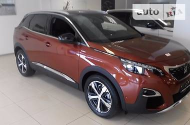 Peugeot 3008 GT-Line 2.0HDI 2017