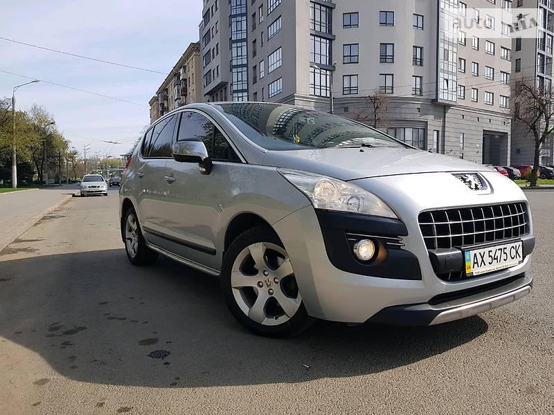 Peugeot 3008 2011 в Харькове