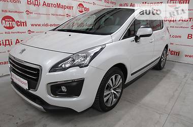 Peugeot 3008 2016 в Киеве
