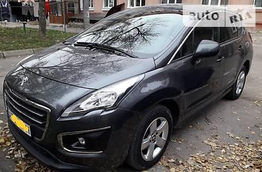 Peugeot 3008 2015 в Ивано-Франковске
