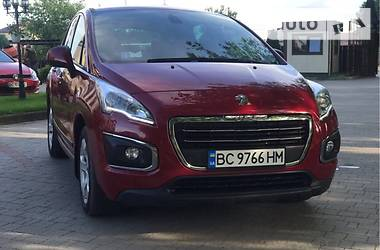 Peugeot 3008 2015 в Стрию