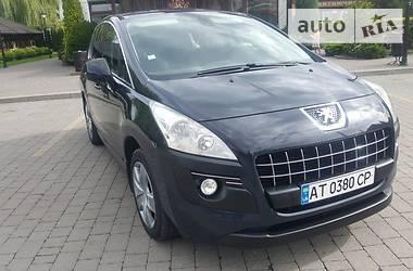 Peugeot 3008 2009 в Івано-Франківську