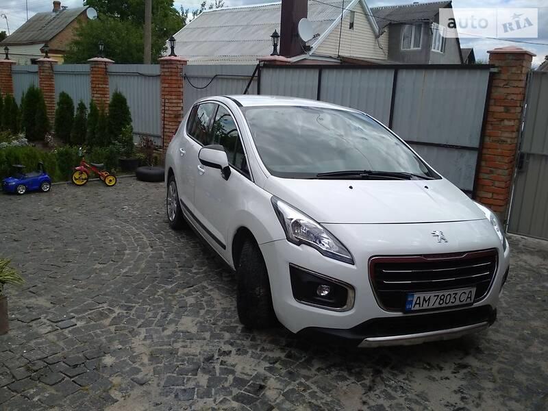 Peugeot 3008 2014 в Житомире