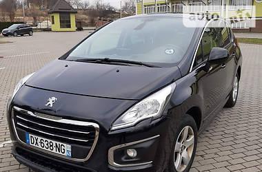 Peugeot 3008 2016 в Львове