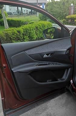 Внедорожник / Кроссовер Peugeot 3008 2017 в Днепре