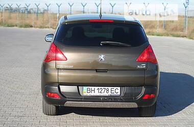 Внедорожник / Кроссовер Peugeot 3008 2012 в Одессе