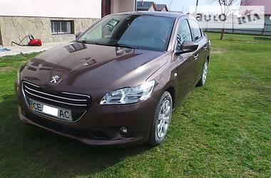 Peugeot 301 2013 в Черновцах