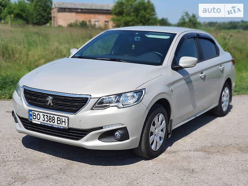 Peugeot 301 2019 в Тернополе