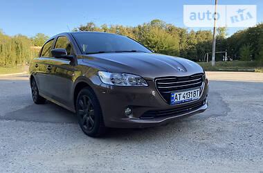 Peugeot 301 2016 в Ивано-Франковске