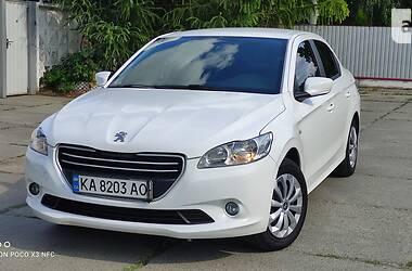 Седан Peugeot 301 2016 в Киеве