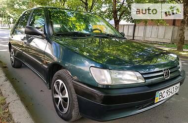 Peugeot 306 1997 в Львове