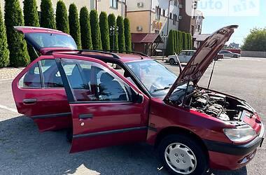 Универсал Peugeot 306 1999 в Тернополе