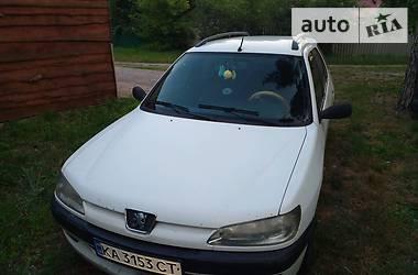 Универсал Peugeot 306 1998 в Киеве