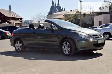 Peugeot 307 CC 2005 в Одессе