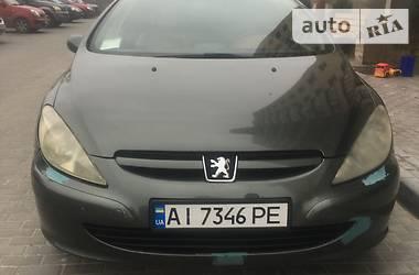 Peugeot 307 CC 2004 в Киеве