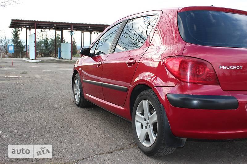 Peugeot 307 2007 в Дрогобыче