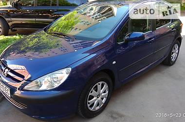 Peugeot 307 2003 в Луцке