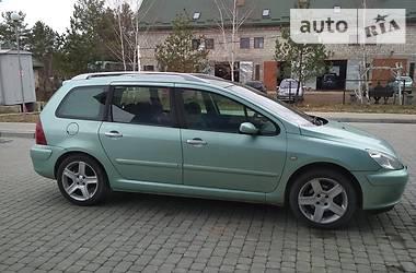 Peugeot 307 2003 в Новояворовске