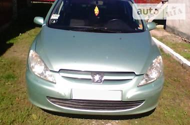 Peugeot 307 2004 в Каменке