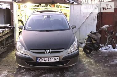 Peugeot 307 2003 в Львове
