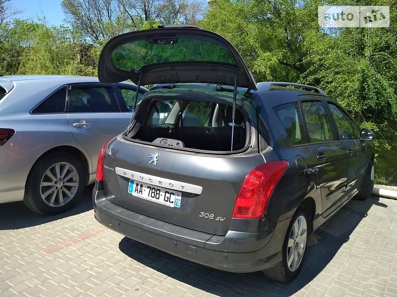 Peugeot 308 SW 2009 в Одесі