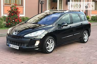 Peugeot 308 SW 2009 в Стрые