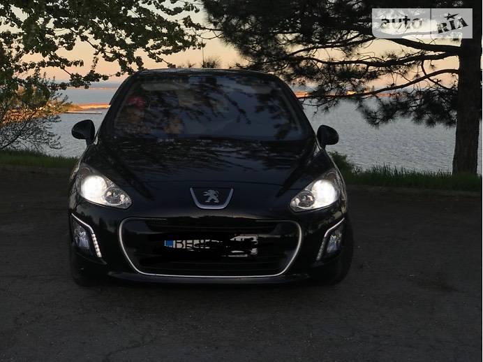 Peugeot 308 2011 в Одесі