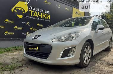 Peugeot 308 2013 в Львове