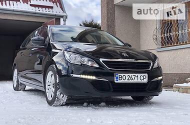 Peugeot 308 2015 в Теребовле