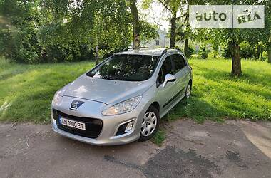 Универсал Peugeot 308 2012 в Бердичеве