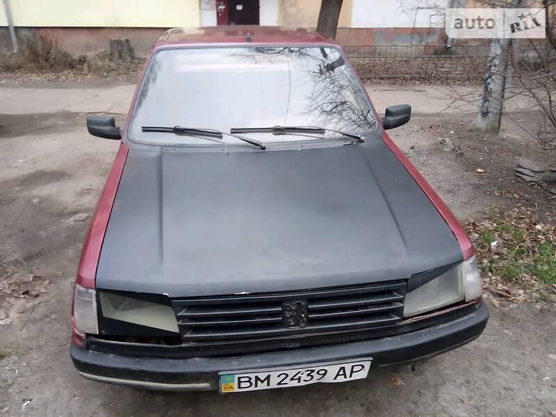 Peugeot 309 1986 в Сумах