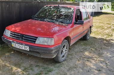 Седан Peugeot 309 1989 в Глыбокой