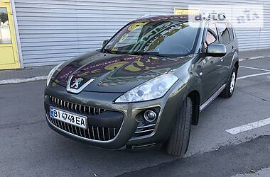 Peugeot 4007 2008 в Полтаве