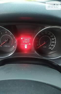 Внедорожник / Кроссовер Peugeot 4008 2012 в Чернигове