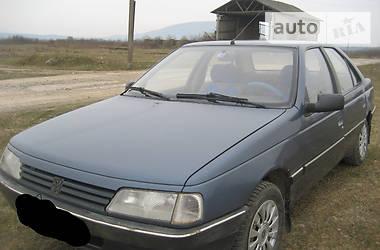 Peugeot 405  405 SRi  1989
