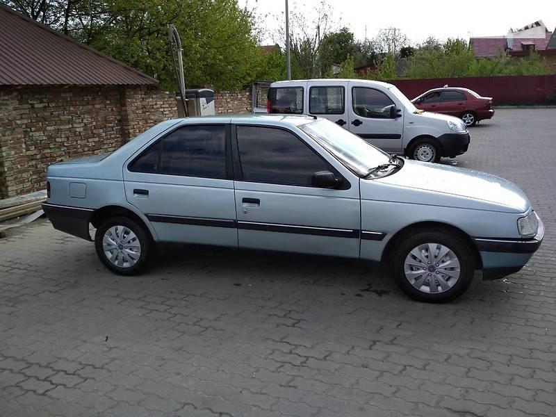 Peugeot 405 1991 в Львове